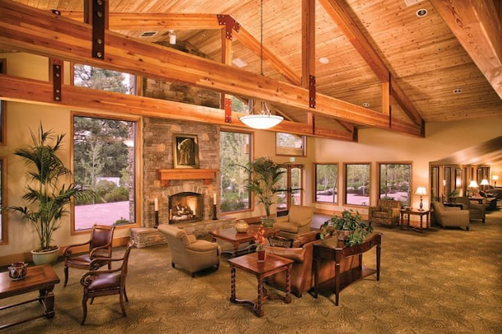 1 Bedroom Mountain Resort