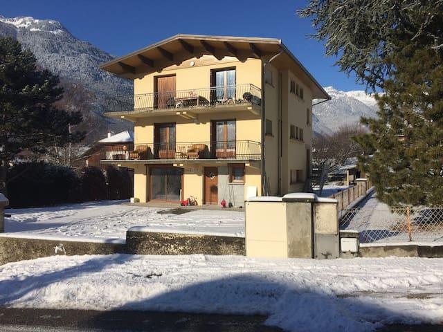 Appartement de Maurienne Pied des stations de ski