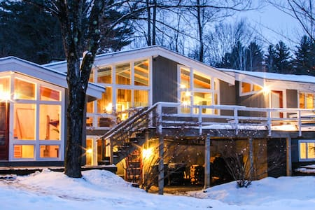 Beautiful Chalet close to the mountain and beer! - Стоу - Шале