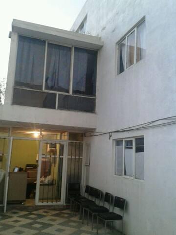 Casa de huéspedes, cerca de Chapingo - Texcoco de Mora - Appartement