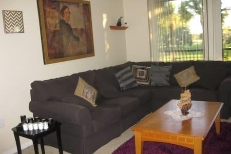 Cozy Master Room in the Golf Court - Lauderhill - 公寓