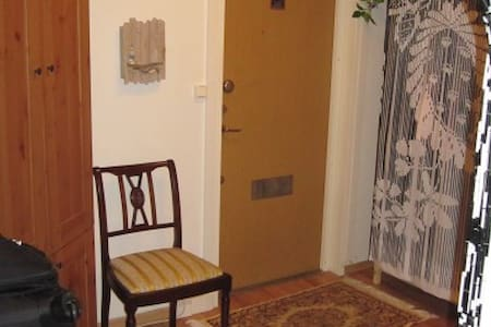 Boende i charmig lägenhet - Älta