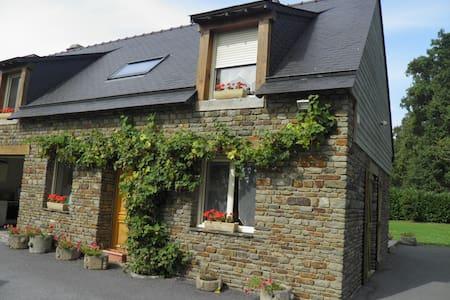 Gîte du Mont Saint Michel - Pontorson - Hus