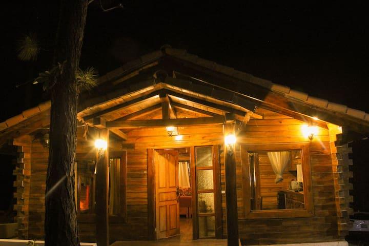 cabaña romantica (loma bonita 1)