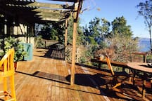 Further Views of Deck