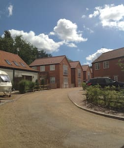 Modern & Luxurious home,  Norfolk Broads & Coast - Stalham - Ev