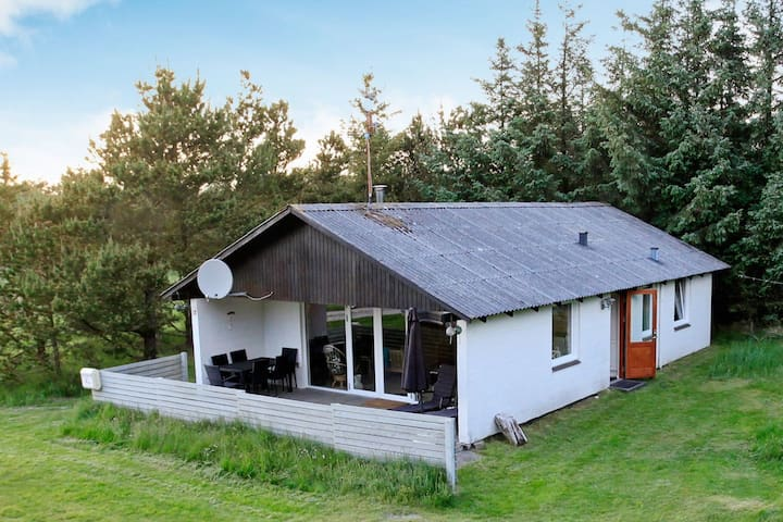 7 person holiday home in Snedsted