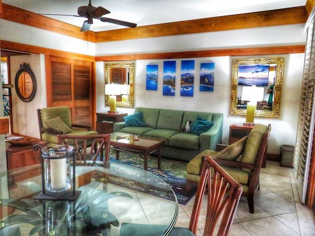 ALOHA - Poipu Beach Vacation Condo