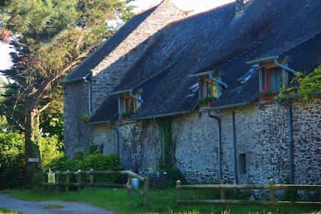 Bed and breakfast dans Maison de Charme ! - Saint-Méloir-des-Ondes