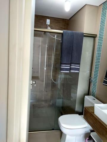 Banheiro Loft 66