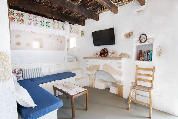 Traditional Karpathian living room