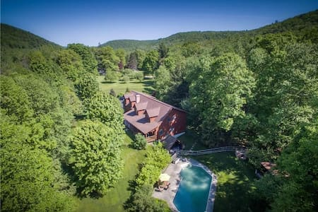Private Home near the Housatonic River