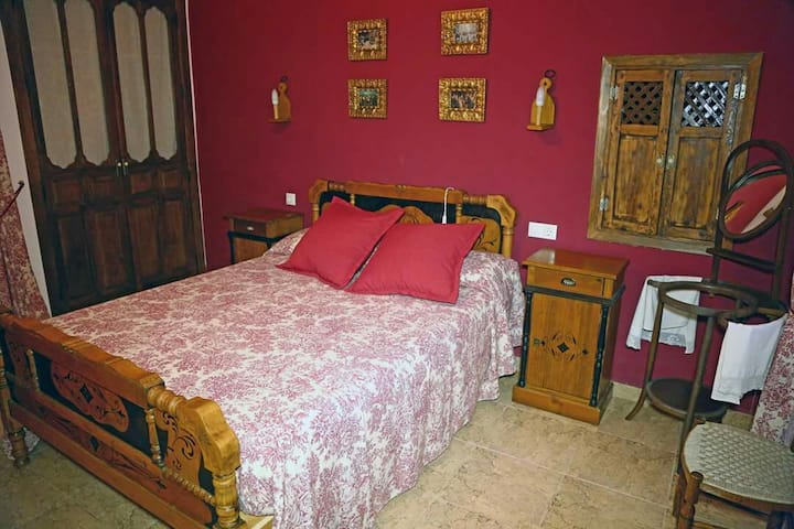 Casa Rural Los Abuelos PISCINA COMPARTIDA