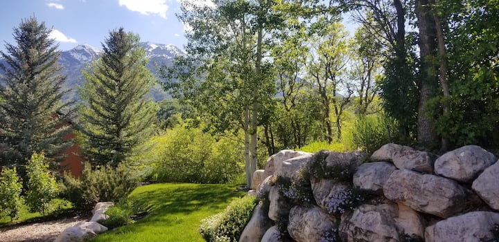 Beautiful Mountain Getaway in Mountain Green Utah