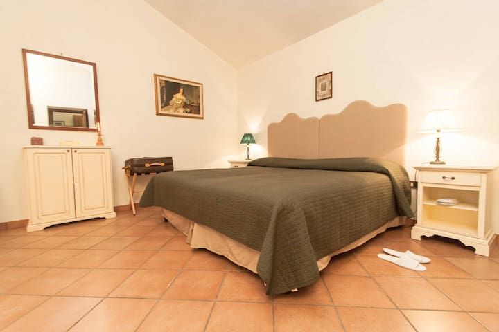 Tenuta Ciminata Greco - Superior apartment