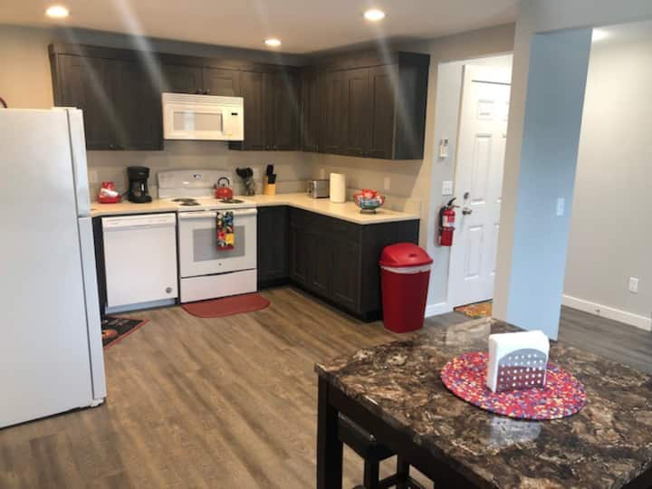NEW Modern QUALITY Apartment #3 - Goodson