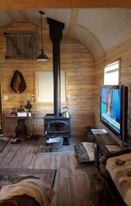 Rustic Ranch Bunkhouse