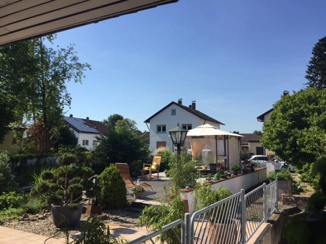 Apartment near  KIT and Train/S-Tram 2 bedrooms