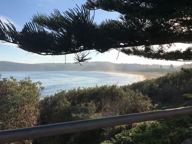 Beachside Getaway
