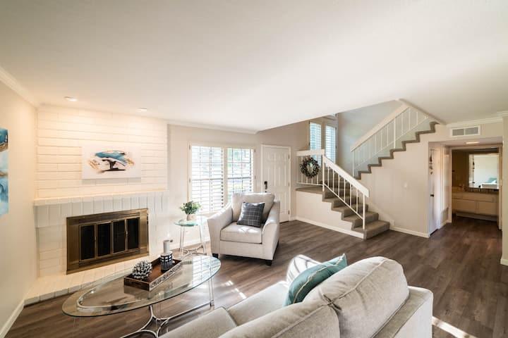 Cozy Getaway House | Central Located | 整套出租 | 温馨的家