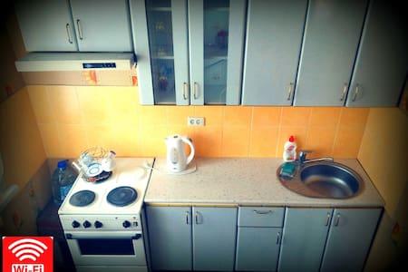Однокомнатная у вокзала - Belovo - Apartment