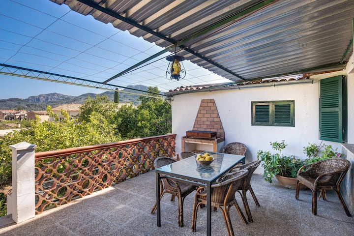 Charming typical Soller Town House +Terrace/Garden