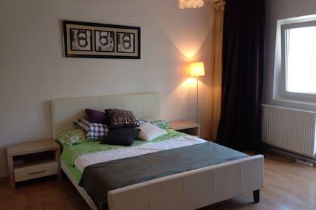 Cozy Big Centred Loft - greatWifi - Apartment