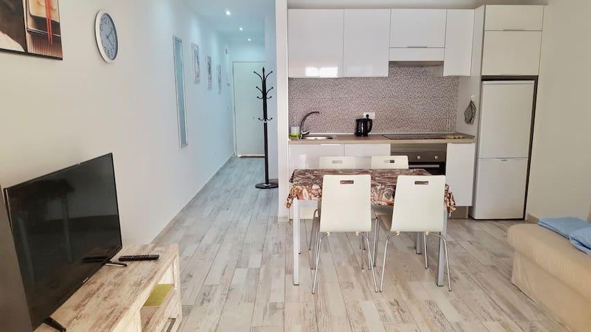 Apartamento planta baja en Costa Adeje