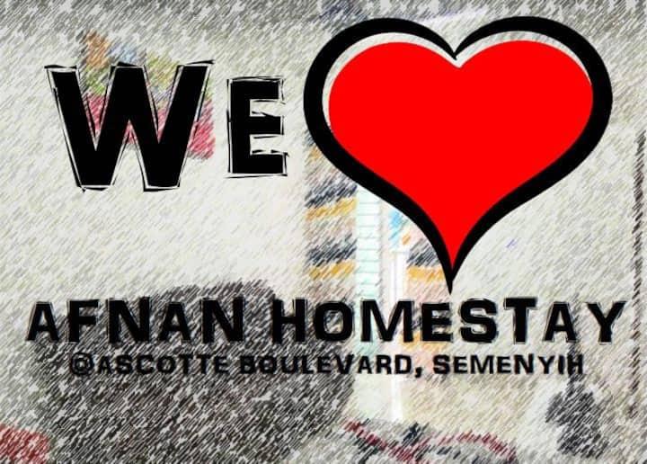 Afnan Homestay at Semenyih, Ascotte Boulevard