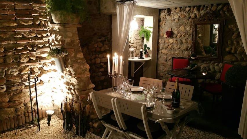 Charmante maison typique 3 étoiles gîte de France - Canet-en-Roussillon - Haus