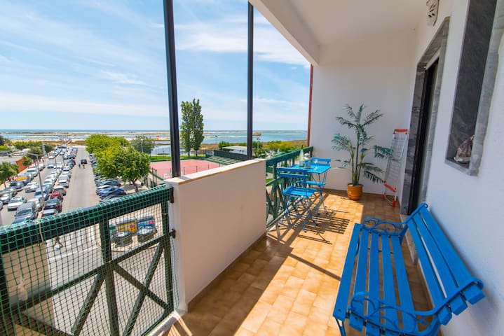 Praia Fuseta 2 Apartment - Wonderful View sea