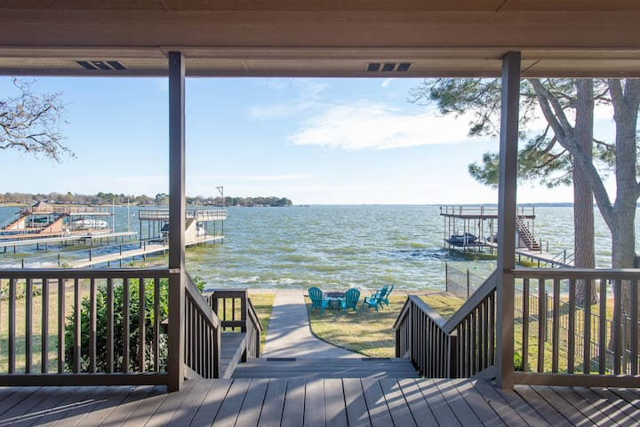 Modern Luxury 4BR 3BA at the Lake - Open Water