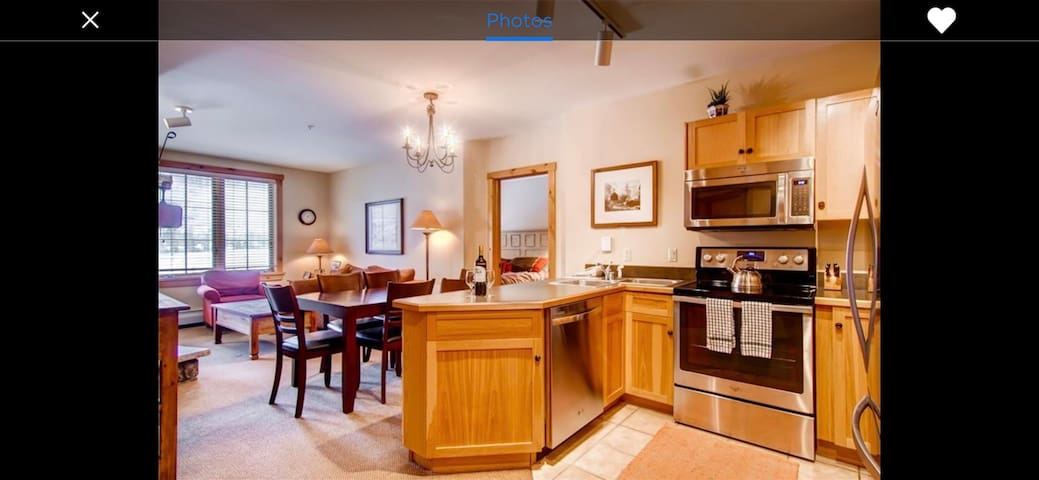 2BED 2BATH-WITHIN KEYSTONE VILLAGE (Dakota Lodge)