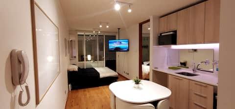 Apartamento Full Equipado en Las Condes