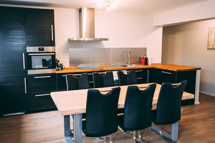 charming flat in the centre of Luxembourg City