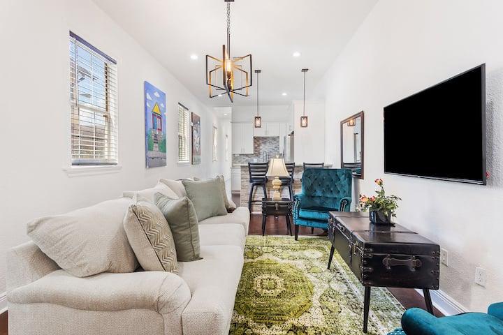 Fresh Modern Clean Historic Home