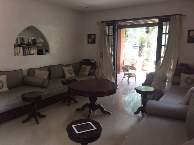 Logement familial palmeraie - Marrakech - Apartment