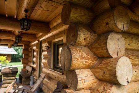 Luxury wood house by the lake, Venus, Korošec