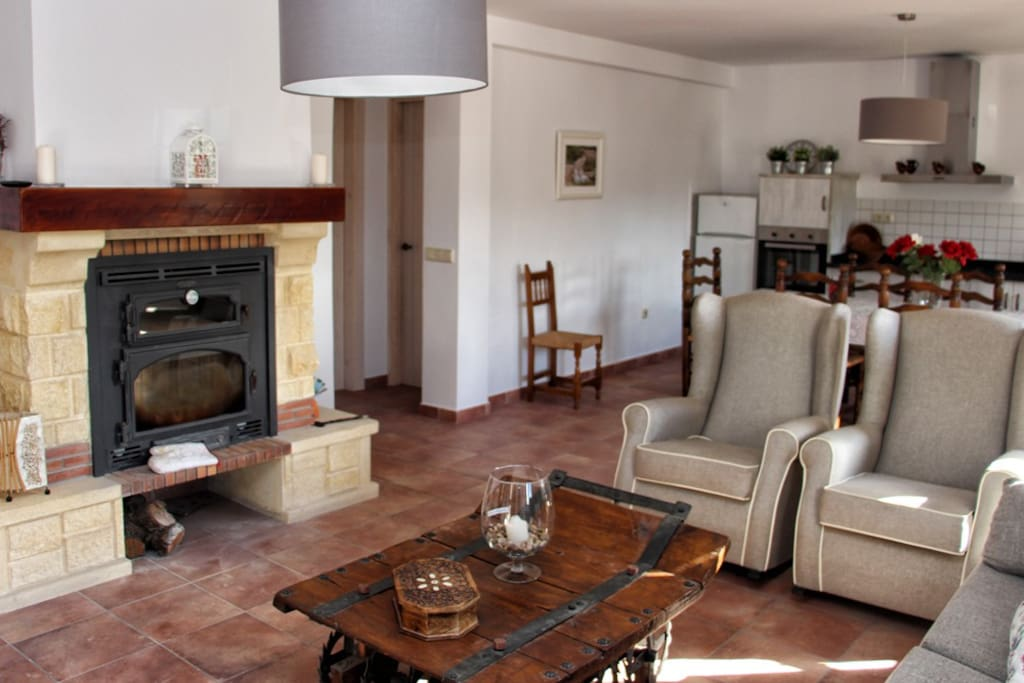 Salón Casa las Nieves