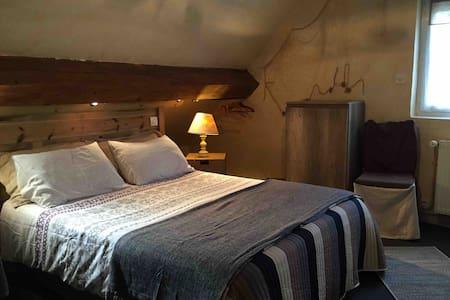 """Chambre """"Ardèche"""" à 150m de la mer"""