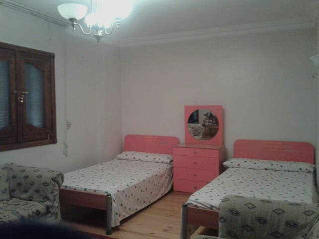 Funny single or double room - Nasr City - Pis