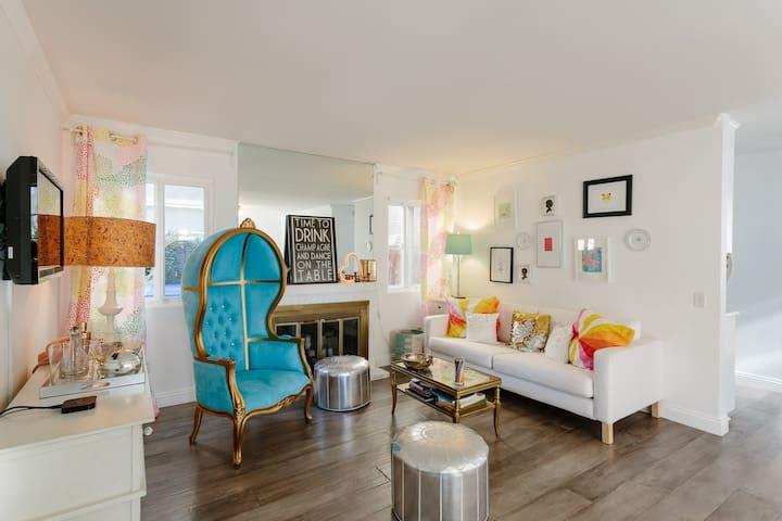 Charming Three Bedroom Home - San Diego - Haus
