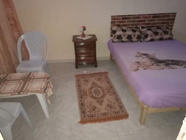 studio climatisé à hammam al ghezaz