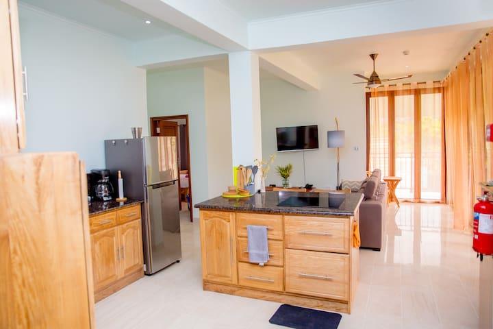 Cap-Sud Self Catering - One Bedroom Apartment