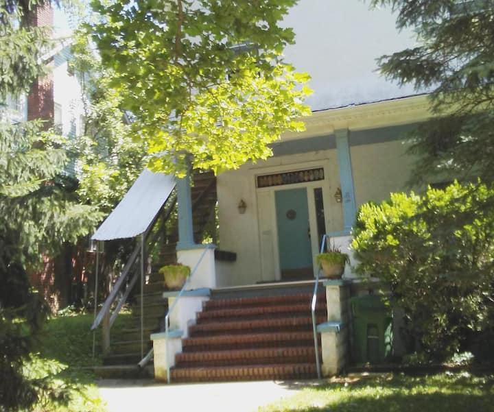 Quiet, Private, Great Baltimore City Location
