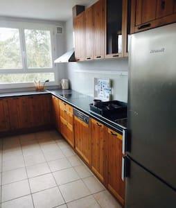 Appartement 84m2 entièrement meublé - Orvault - Wohnung