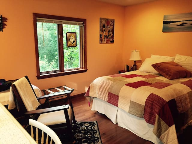 Another view of your bedroom