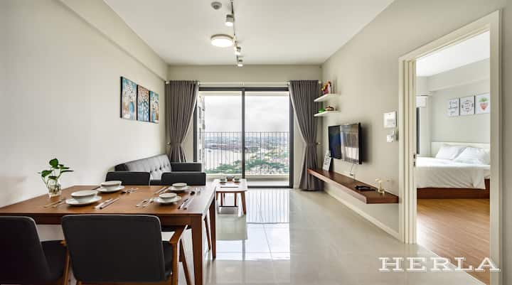 Herla Masteri An Phu Luxury Apartment 3101 #B