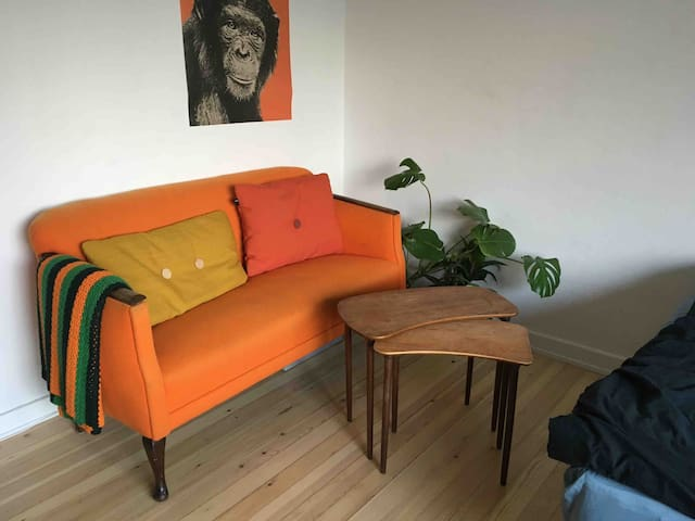 Cozy room in Aarhus C