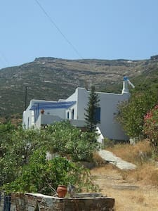 Farmhouse in Ateni, Andros